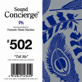Sound Concierge #502 Tell Me