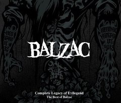 Complete Legacy Of Evilegend: The Best Of BLAZAC